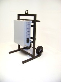 Power Distribution Cart - 3A11-2P-DC  (100A, 3 PHASE, 120/208V)
