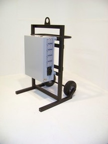 CC-1A-102 Three Phase Distribution Cart 100A 120/208V
