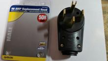 16-00578 50A 125/250V Male Straight Blade 14-50