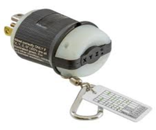 HBL3PT2511 20A 120/208V  3 Phase LED CKT Tester