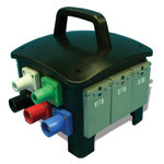 HEB3102U 400A Cam-Type 200A 120/250VAC, GFCI PROTECTED