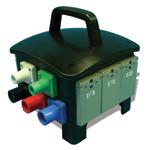 HEB3103U 400A Cam-Type, 200A 120/250VAC, 20A NON-GFI,+ 30A L21-30