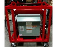""" NEW ITEM ""  480V 3 PHASE POWER UNIT CONCRETE CONTRACTORS CON30-P1200/S801-4 (CON30-P0200/S801-4)"