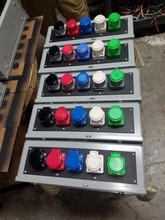 CAMLOCK GUTTER BOX - 400A 120/208v SERIES 16 CAMLOCK GUTTER BOX