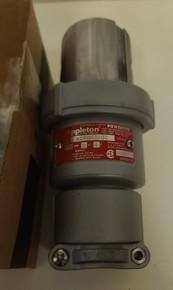 Appleton ACP6034BC 3W - 4P Plug