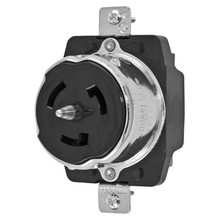Hubbell CS8369 50A 3-Phase 250V 3-Pole 4-Wire Receptacle