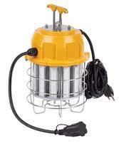 Voltec 08-00416 60W 7,200 Lumen LED Temporary Area Work Light
