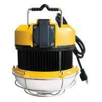 Voltec 08-00410 75W 9,000 Lumen LED Temporary Area Work Light