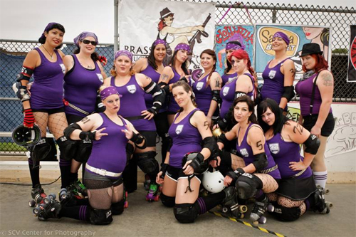 Roller Derby Sock Review