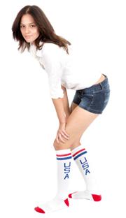 USA socks - Made in USA