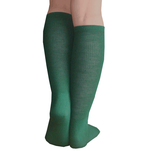 dark green baseball socks