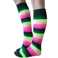 watermelon knee highs