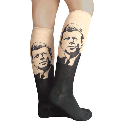 JFK knee highs
