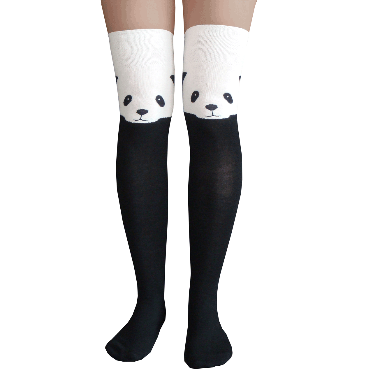 b6bd18d9f panda thigh highs. See 4 more pictures
