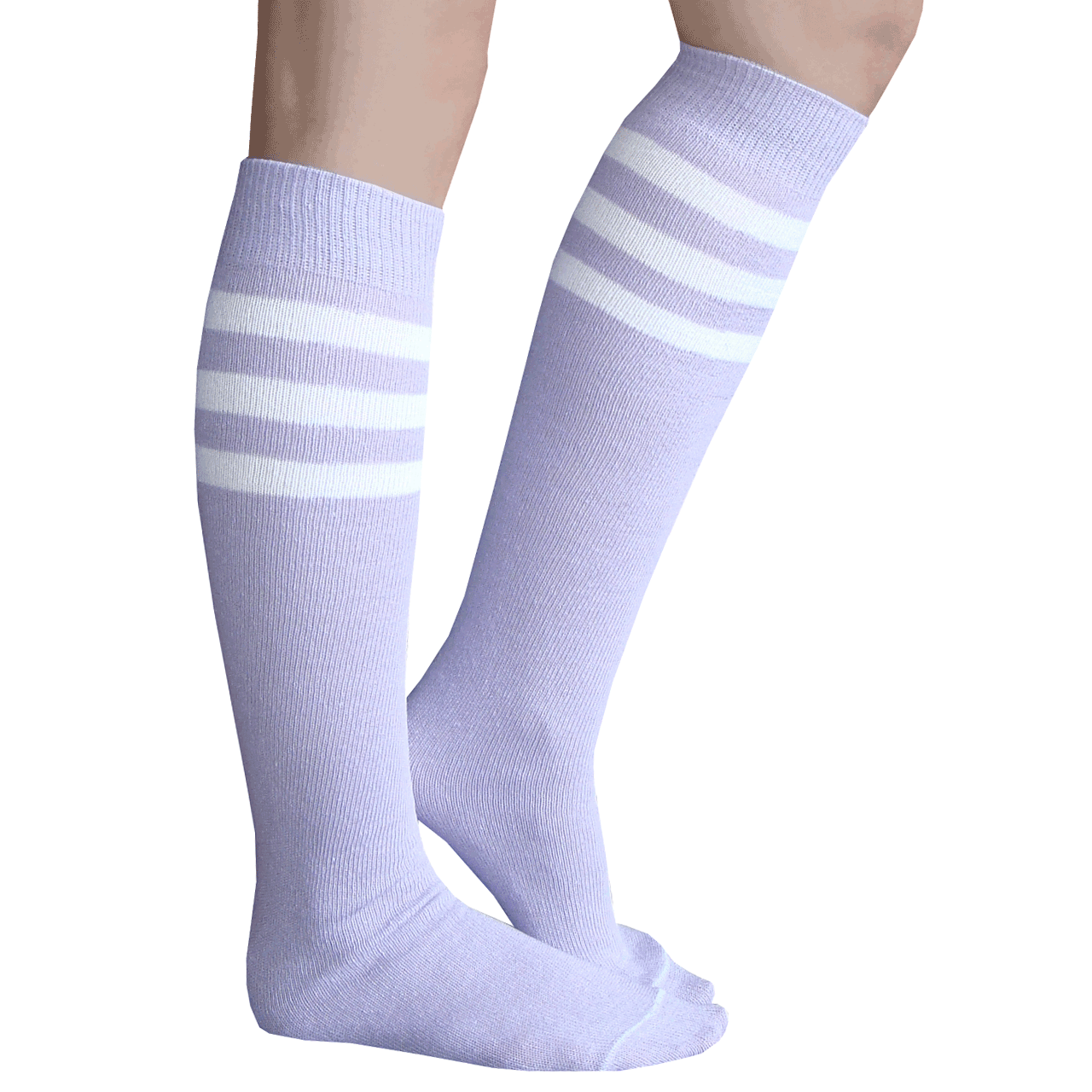 0005957e1af Lilac Tube Socks. See 1 more picture