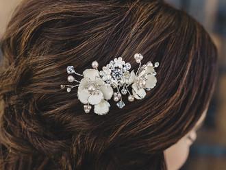 Bridal Hair Comb | HC2036