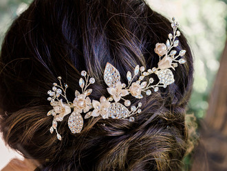 Bridal Hair Comb | HC2038