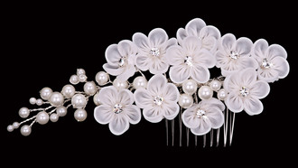 Bridal Hair Comb | HC2040