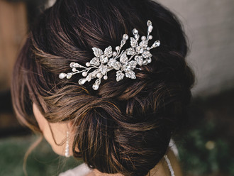 Bridal Hair Comb | HC2046