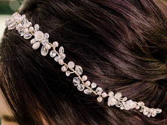 Bridal Hair Jewelry | HJ2051