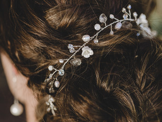 Bridal Hair Jewelry | HJ2052