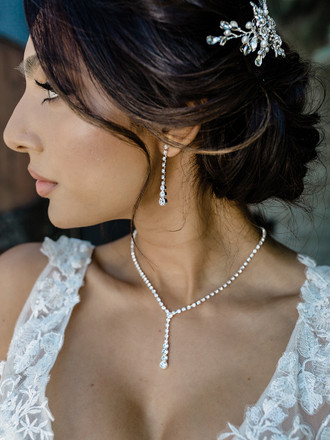Bridal Necklace Set | NL2055