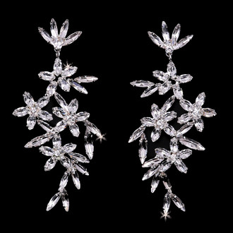 Rhinestone Earrings | E2166