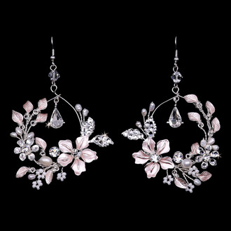 Rhinestone Earrings | E2162