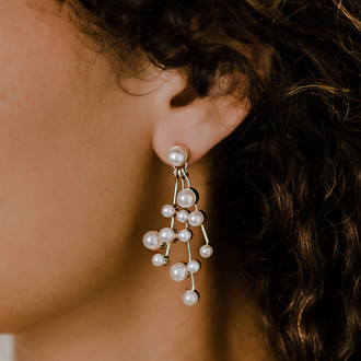 Pearl Earrings | E2165