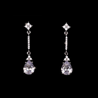 Rhinestone Earrings | E2169