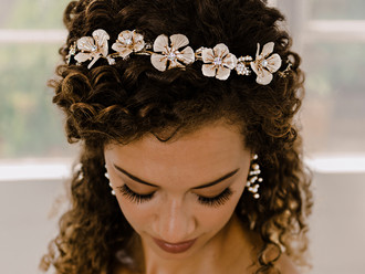 Bridal Hair Jewelry | HJ2142