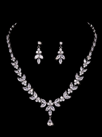 Bridal Necklace Set | NL2152