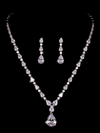 Bridal Necklace Set | NL2154