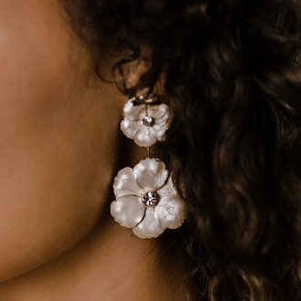 Bridal Earrings | E2158