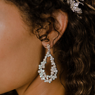 Bridal Earrings | E2159