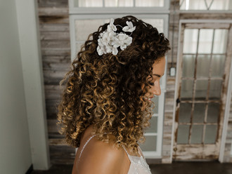 Bridal Hair Comb | HC2139