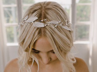 Bridal Hair Jewelry | HJ2144