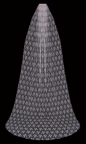 Cathedral Veil | V2188C