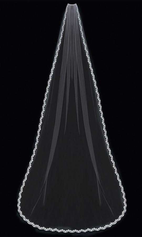 Cathedral Bridal Veil