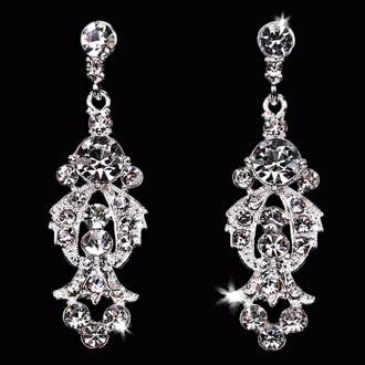 Bridal Earrings | E1666