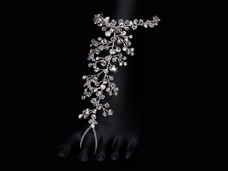 Bridal Foot Jewelry | FJ1625