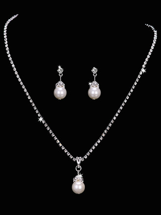 Bridal Necklace Set | NL1651