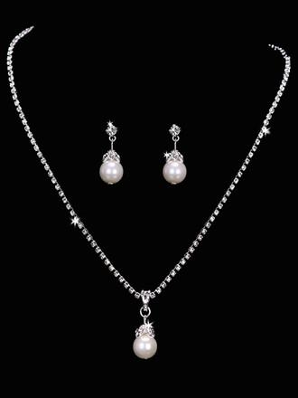 Bridal Necklace Set | NL1651