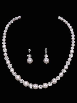 Bridal Necklace Set | NL1653