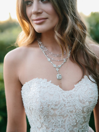 Bridal Necklace | NL1655