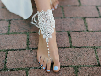 Bridal Foot Jewelry | FJ1720