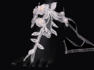 Bridal Foot Jewelry | FJ1725