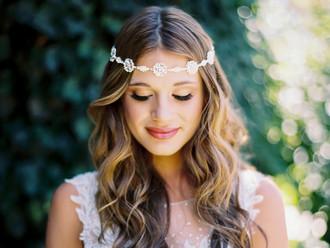Bridal Hair Jewelry   HJ1742