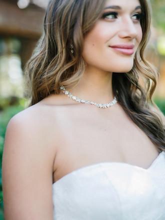 Bridal Necklace Set   NL1751