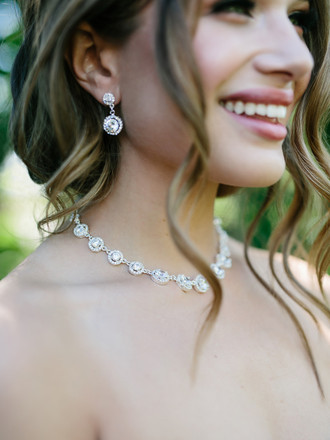 Bridal Necklace Set | NL1753